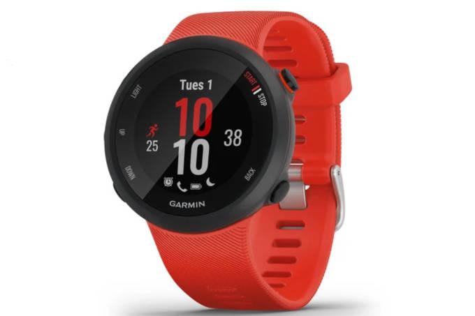 Test Garmin Forerunner 45/45s, une montre idéale pour débuter
